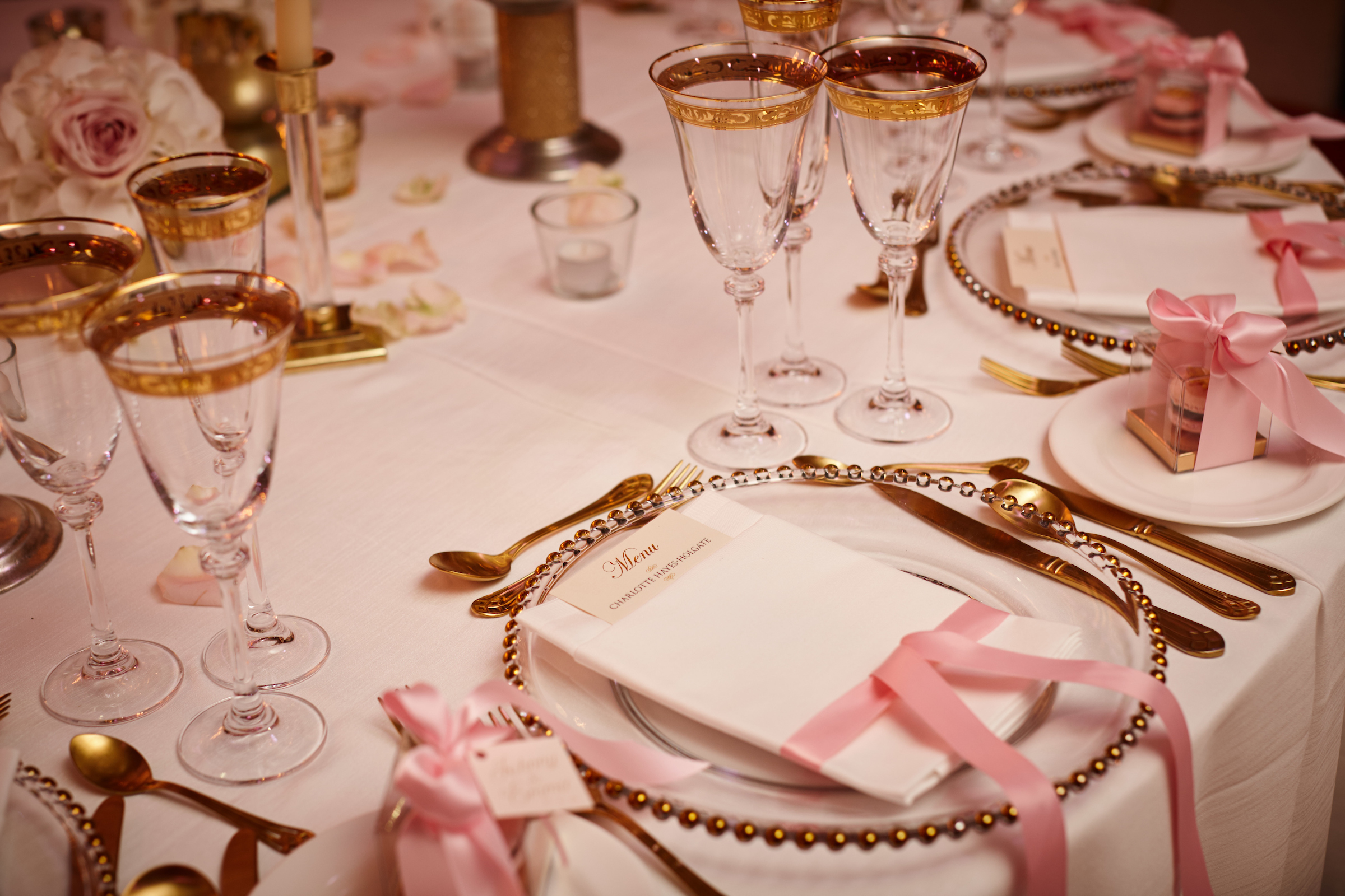 Weddings - Perfect Details