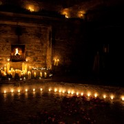 Ballyhannon_castle_candles