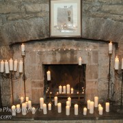candle_decor_cloghan_castle