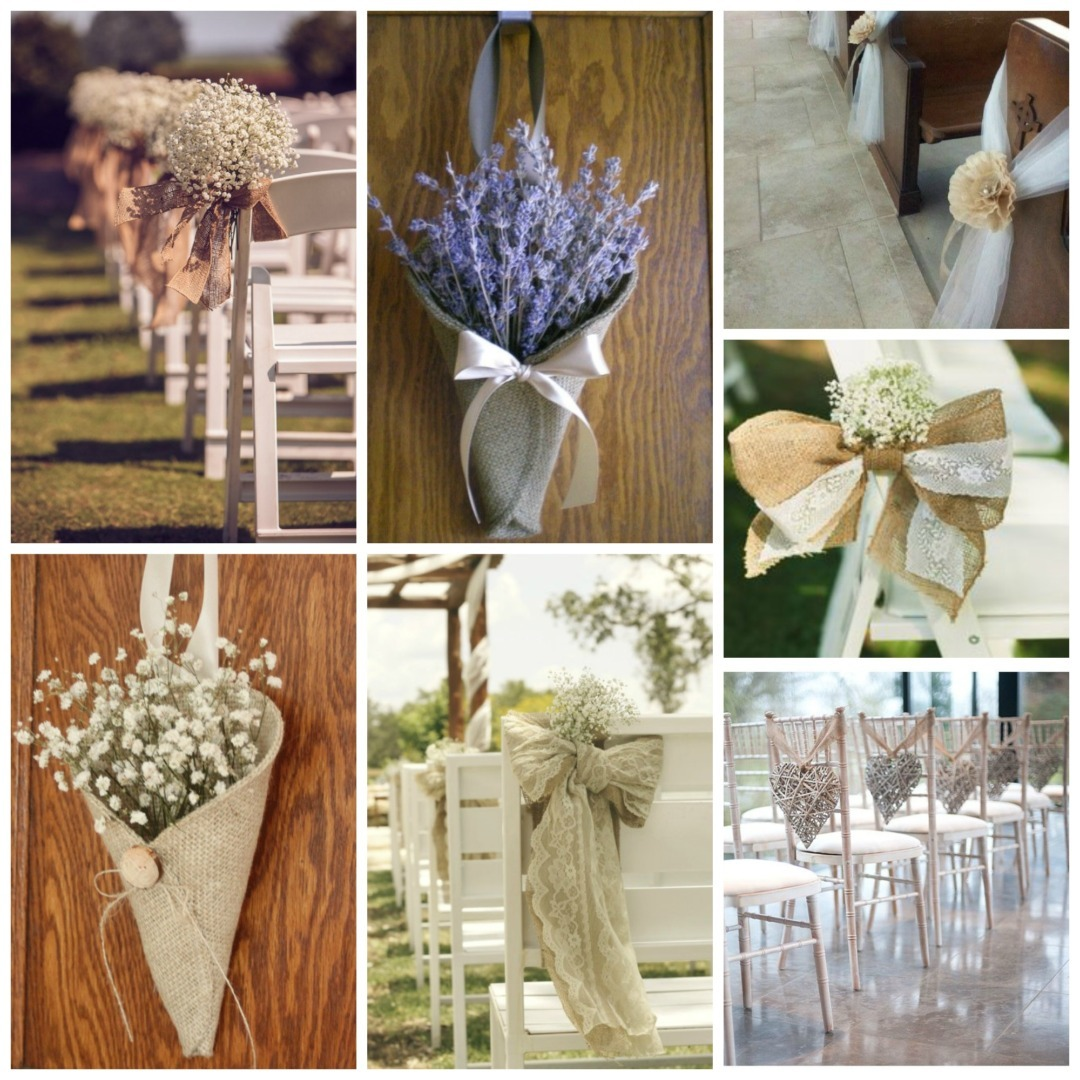 How To Make Pew Decorations For Weddings Gallery - wedding theme ...