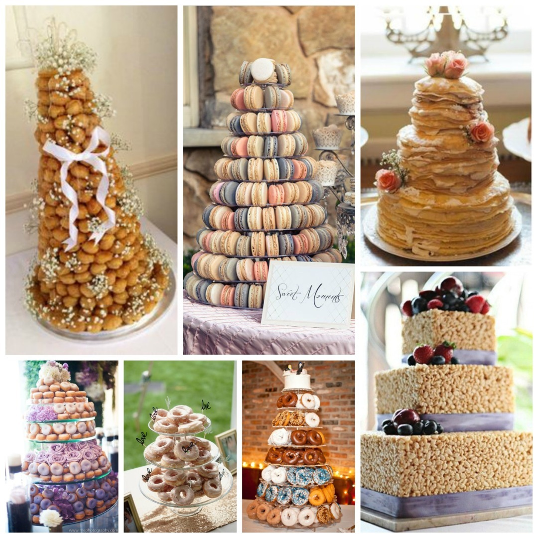 ... Not Cake Breathtaking Rice Krispie Wedding Cake Photos Decors  Decoration Ideas