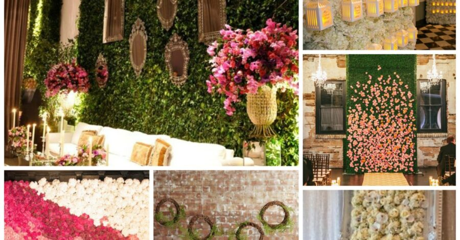 Wedding Decor - Bring The Outside In - Perfect Details