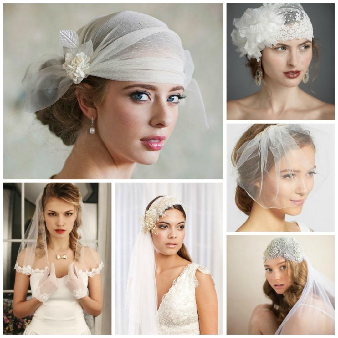Wedding Veil Alternatives - Perfect Details