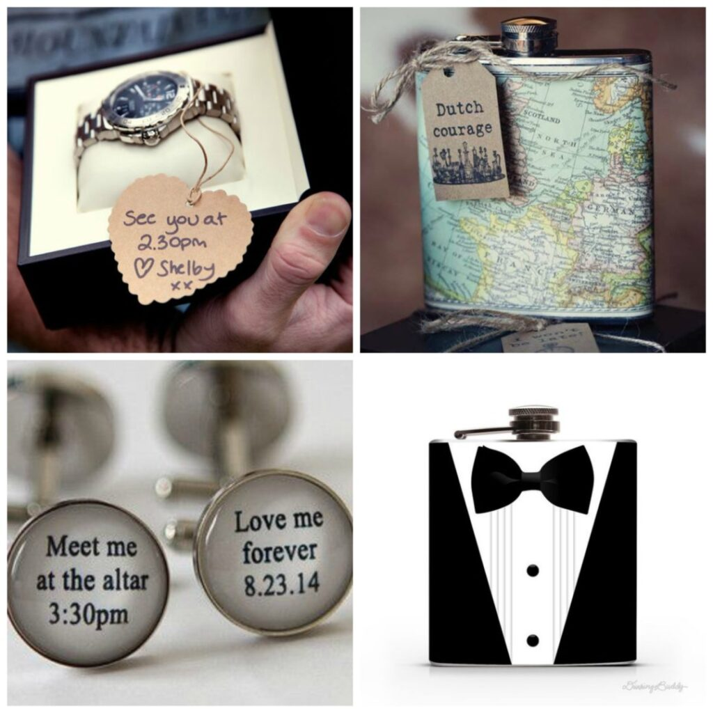 Gift To Bride From Groom On Wedding Day: Bride & Groom Gifts