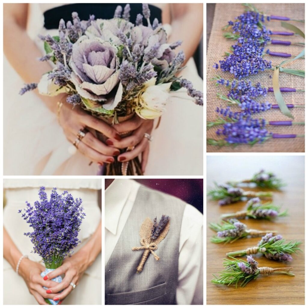 buttonholes and bouquets
