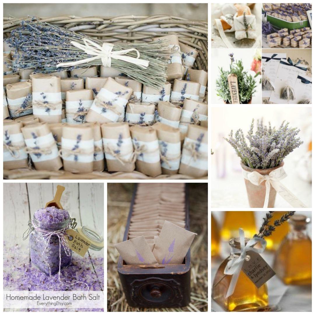 Lavender wedding theme perfect details favours junglespirit Gallery