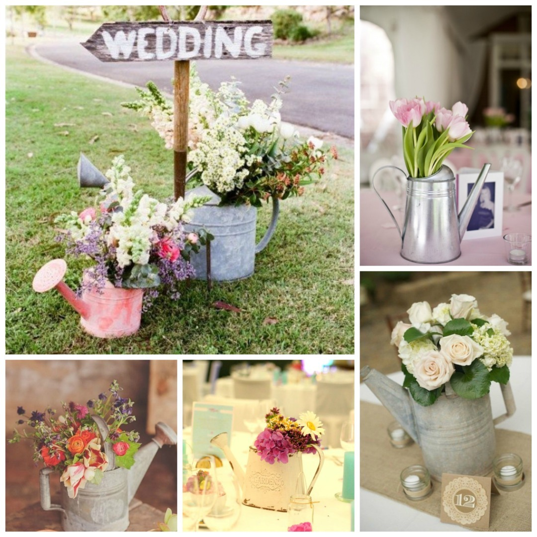 Gardening Style Wedding Theme Perfect Details