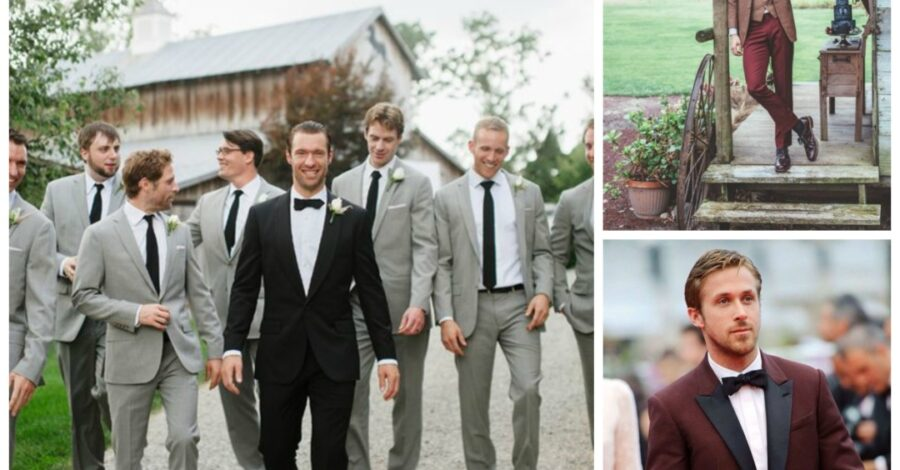 groomsmen suits Archives - Perfect Details