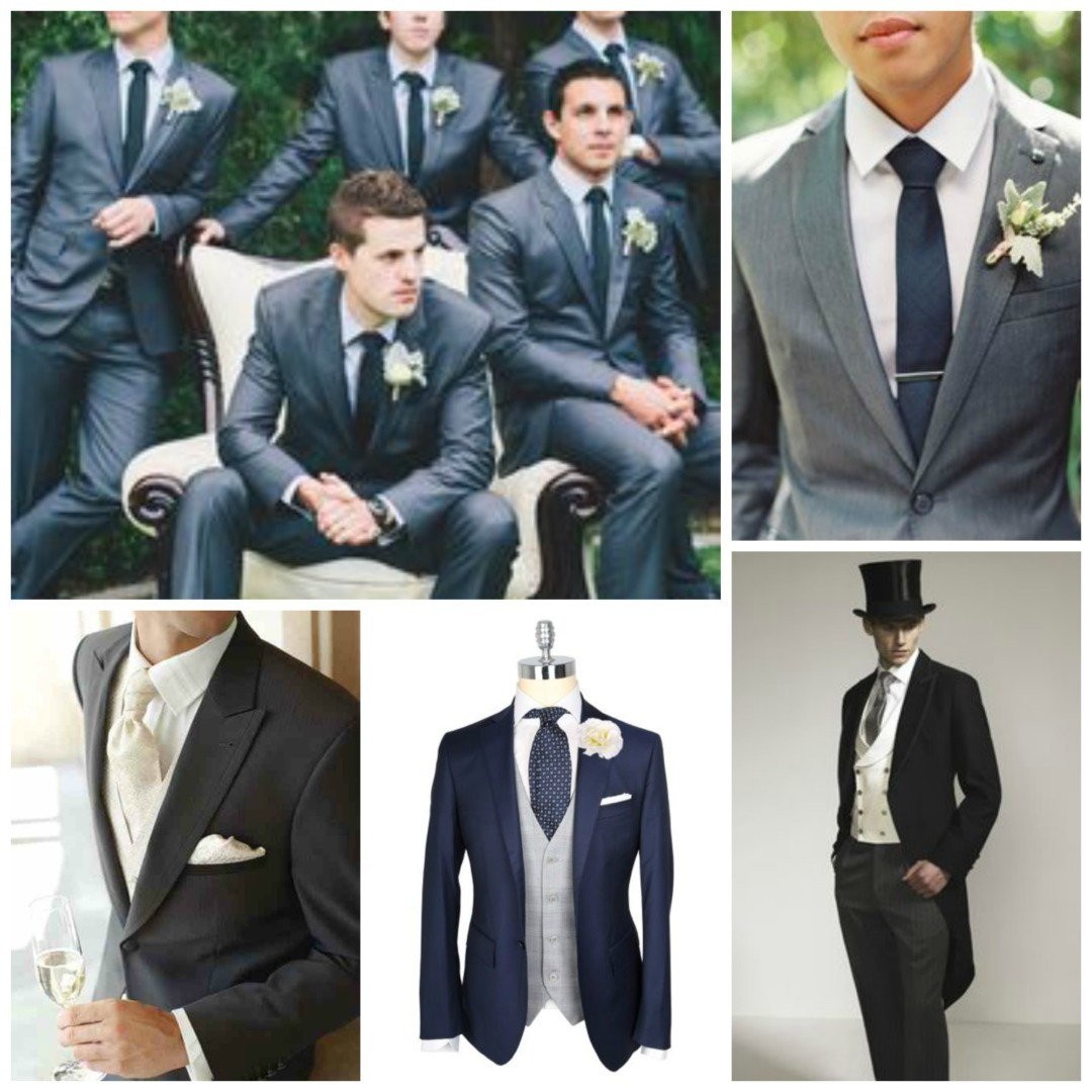 Choosing the Wedding Suits - Perfect Details