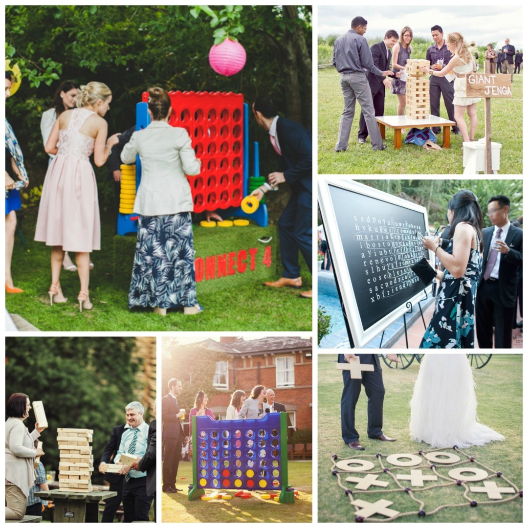 games to entertain your wedding guests perfect details