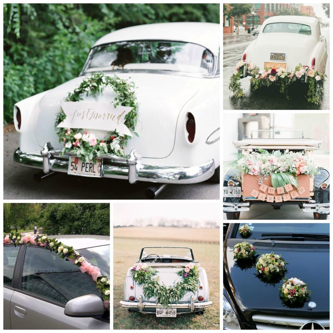 Wedding Car Decor Archives Perfect Details