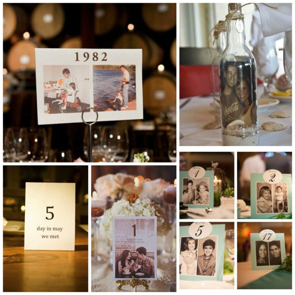 Ideas For Wedding Table Names: Wedding Furniture Hire, Event Furniture Hire, Parties Ireland