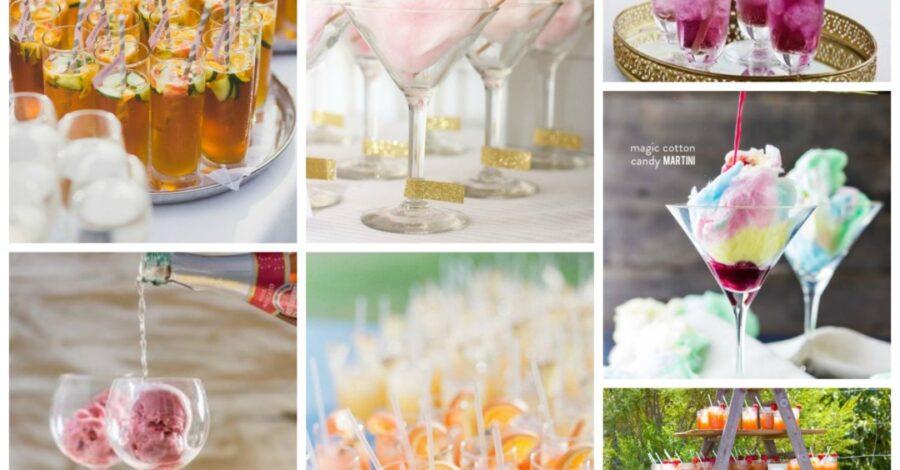 Creative Wedding Reception Drinks Ideas Perfect Details
