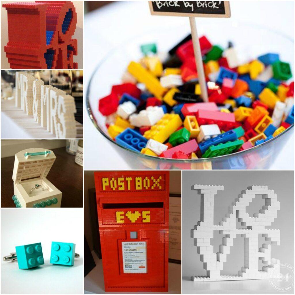 Lego Wedding Theme Perfect Details