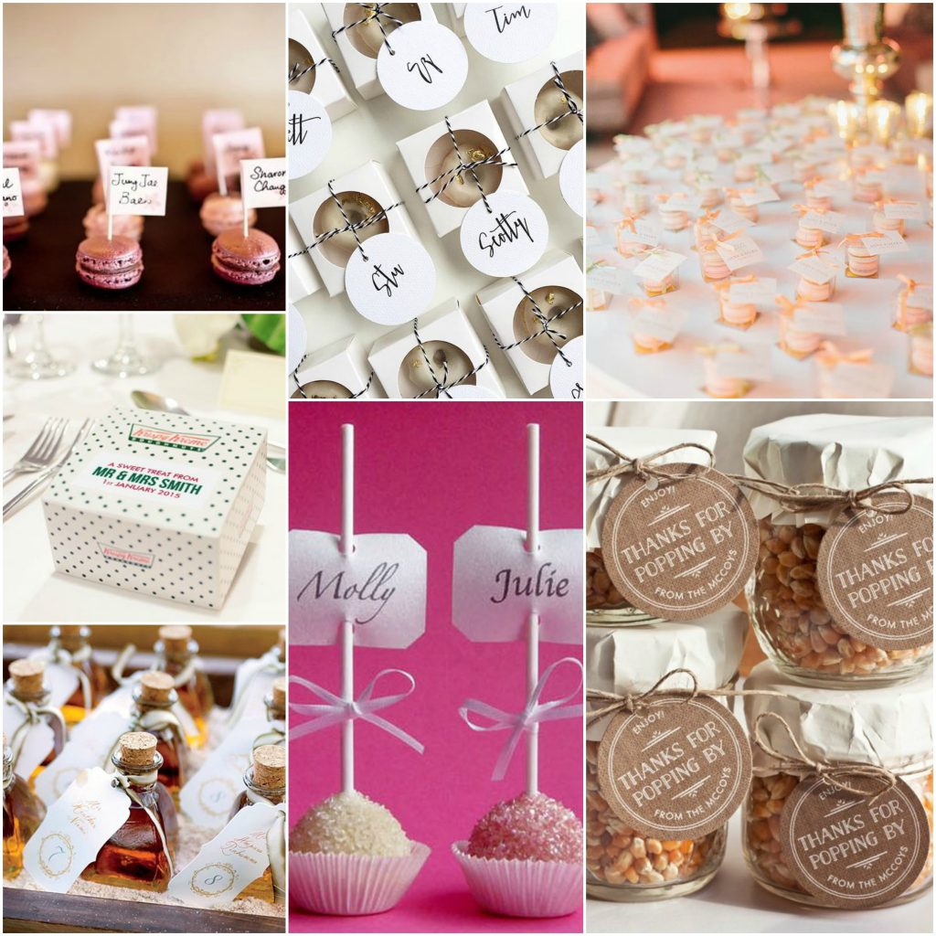 Edible Wedding Favours - Perfect Details
