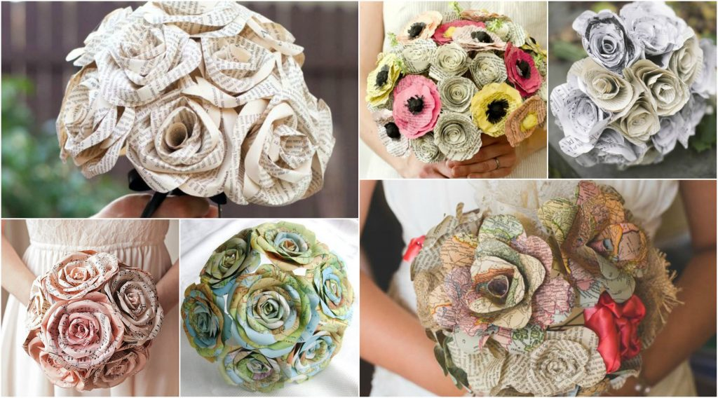 Alternatives to the Bridal Bouquet - Perfect Details