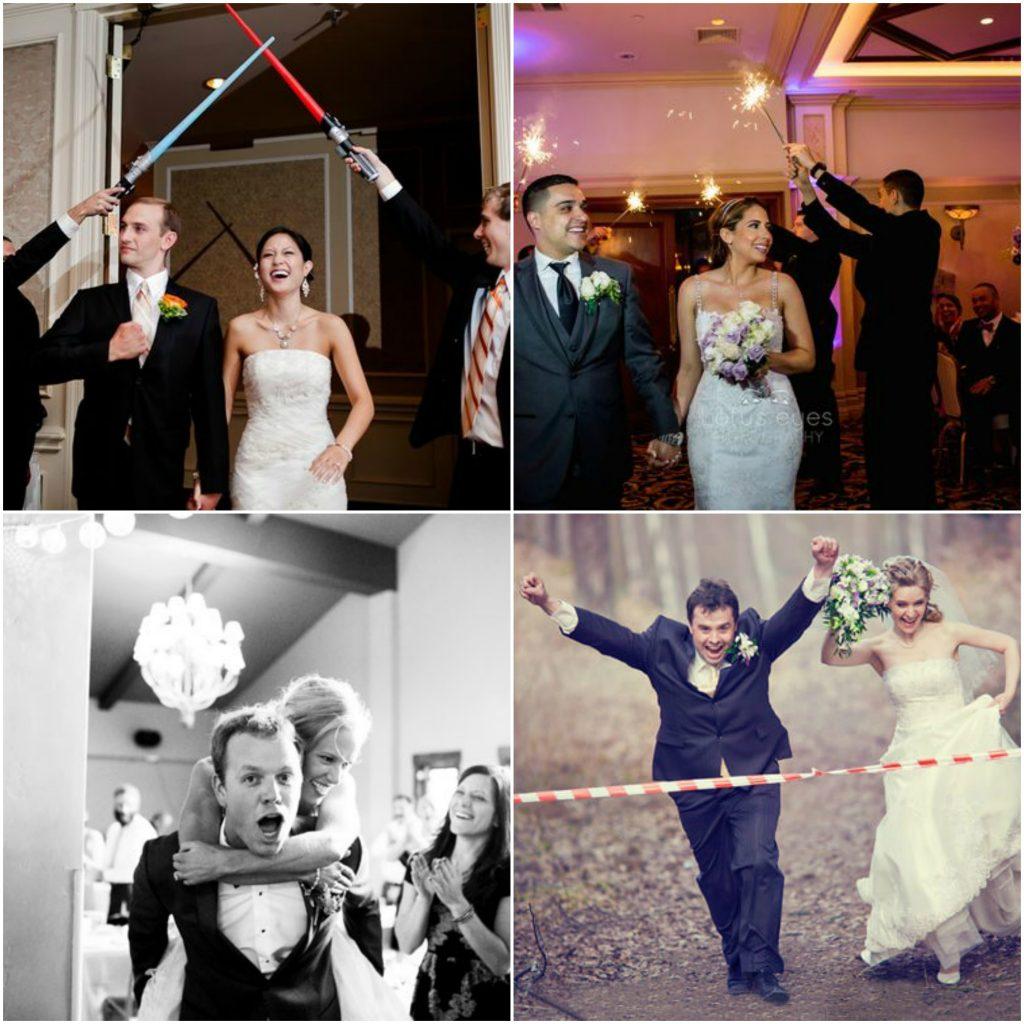 Wedding Reception Entrance Ideas Perfect Details