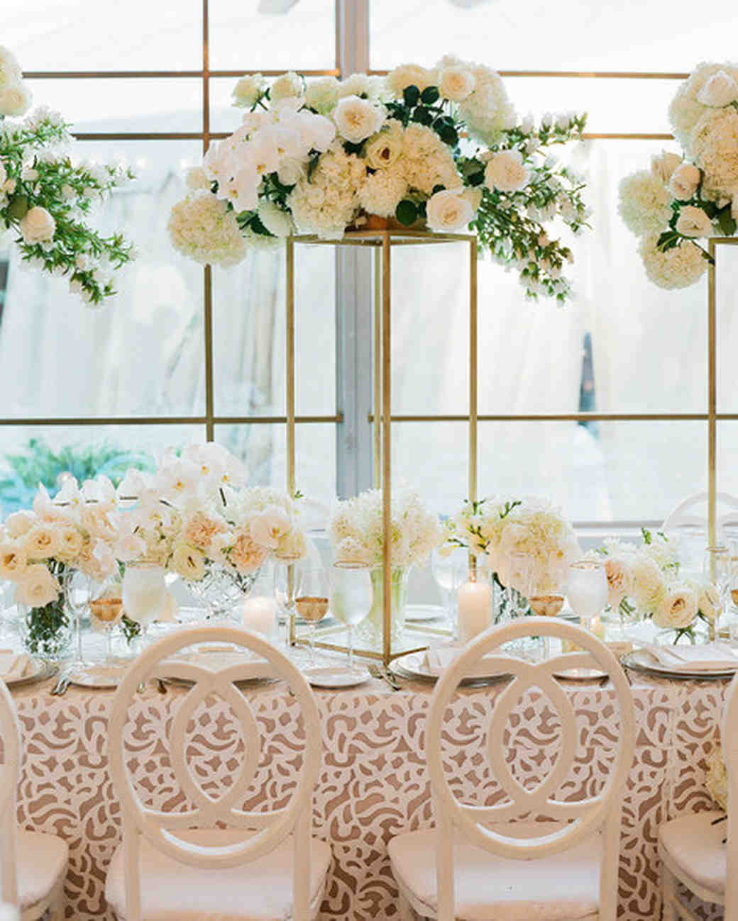 Wedding Party Decorations: Wedding Trends 2018