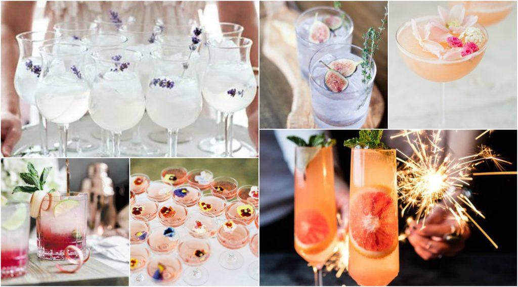 Wedding Reception Drinks Ideas Perfect Details