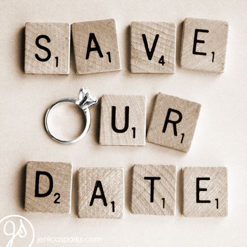 wedding save the date cards perfect details