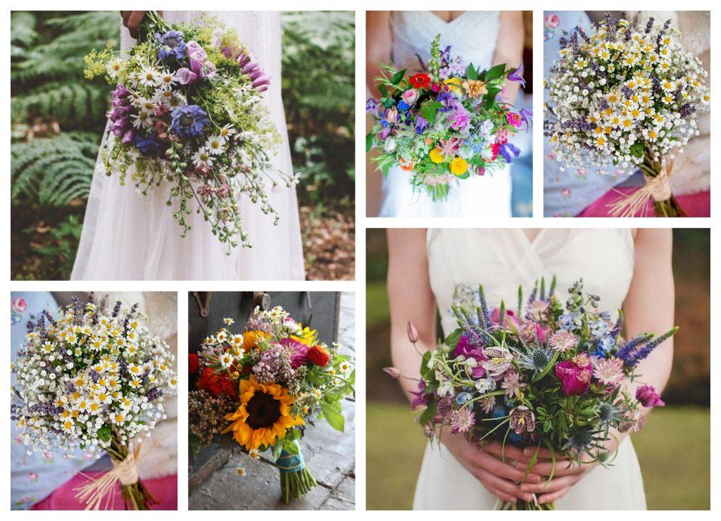 Wildflower Wedding Theme Perfect Details