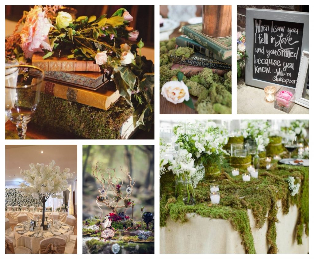 Midsummer Nights Dream Wedding - Perfect Details