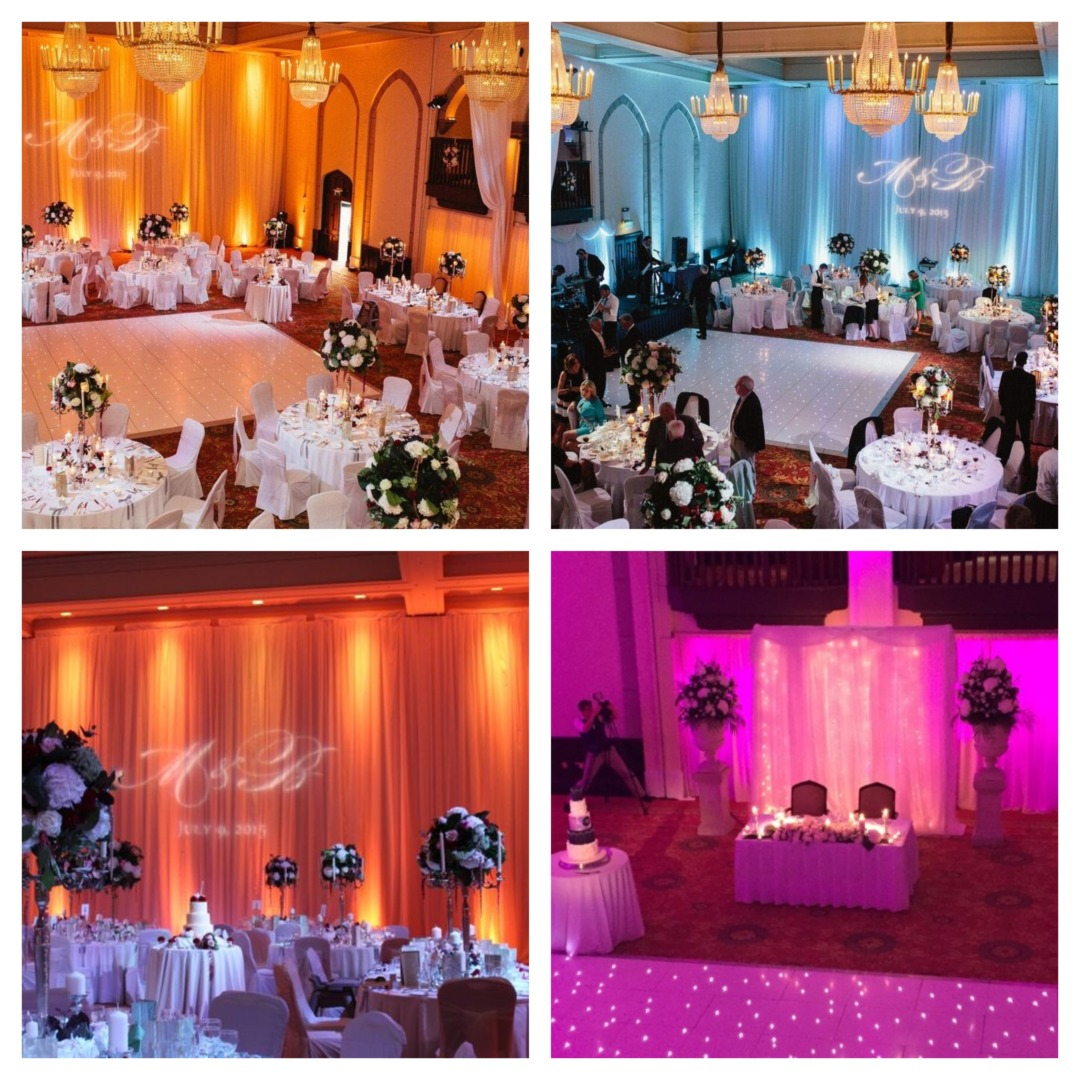 Ideas For Wedding Reception Without Dancing: How To Create Ambience At Your Wedding Reception