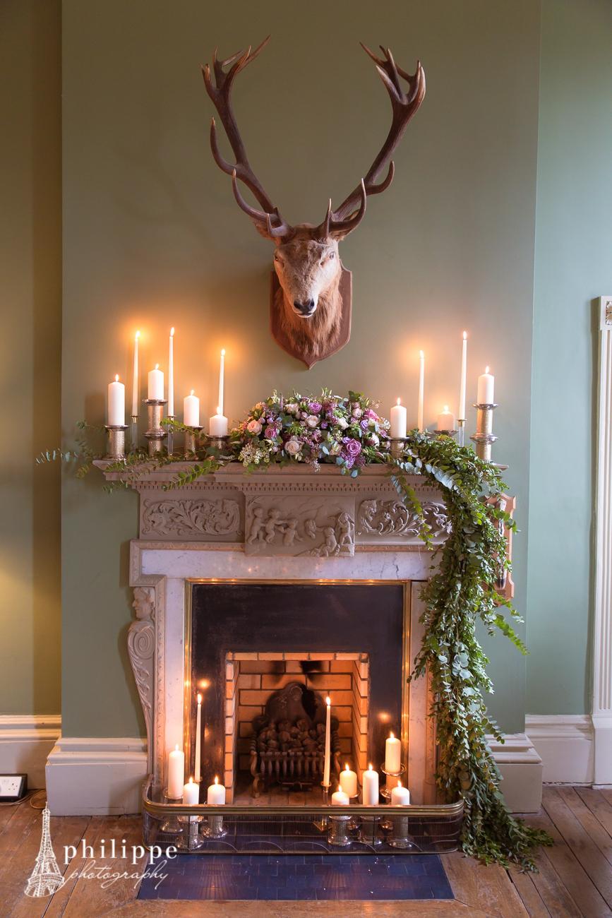 Kilshane_house_fireplace_decor