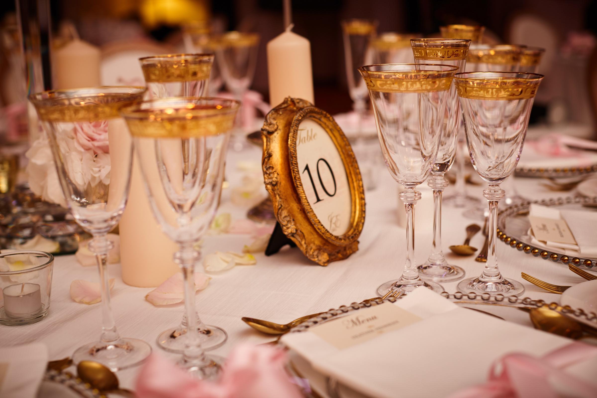 Table_number_frame