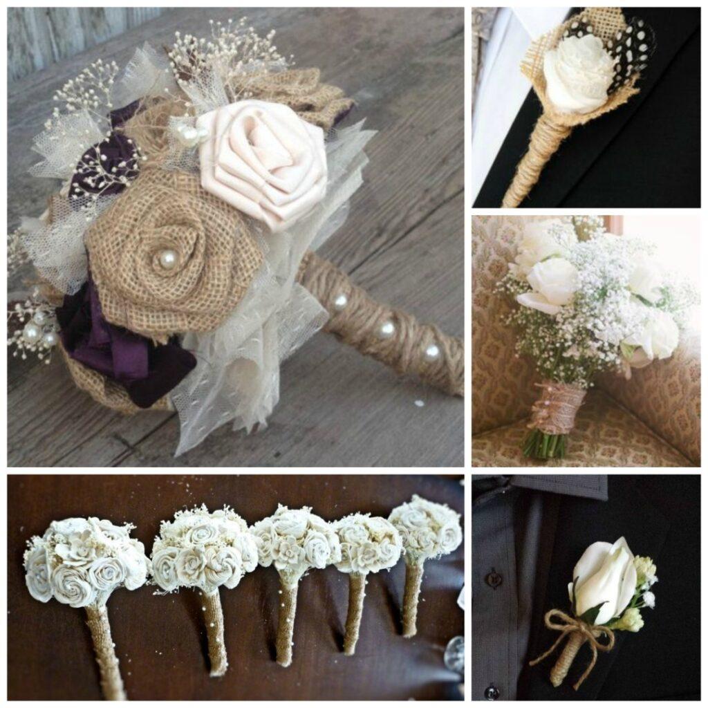 bouquets buttonholes