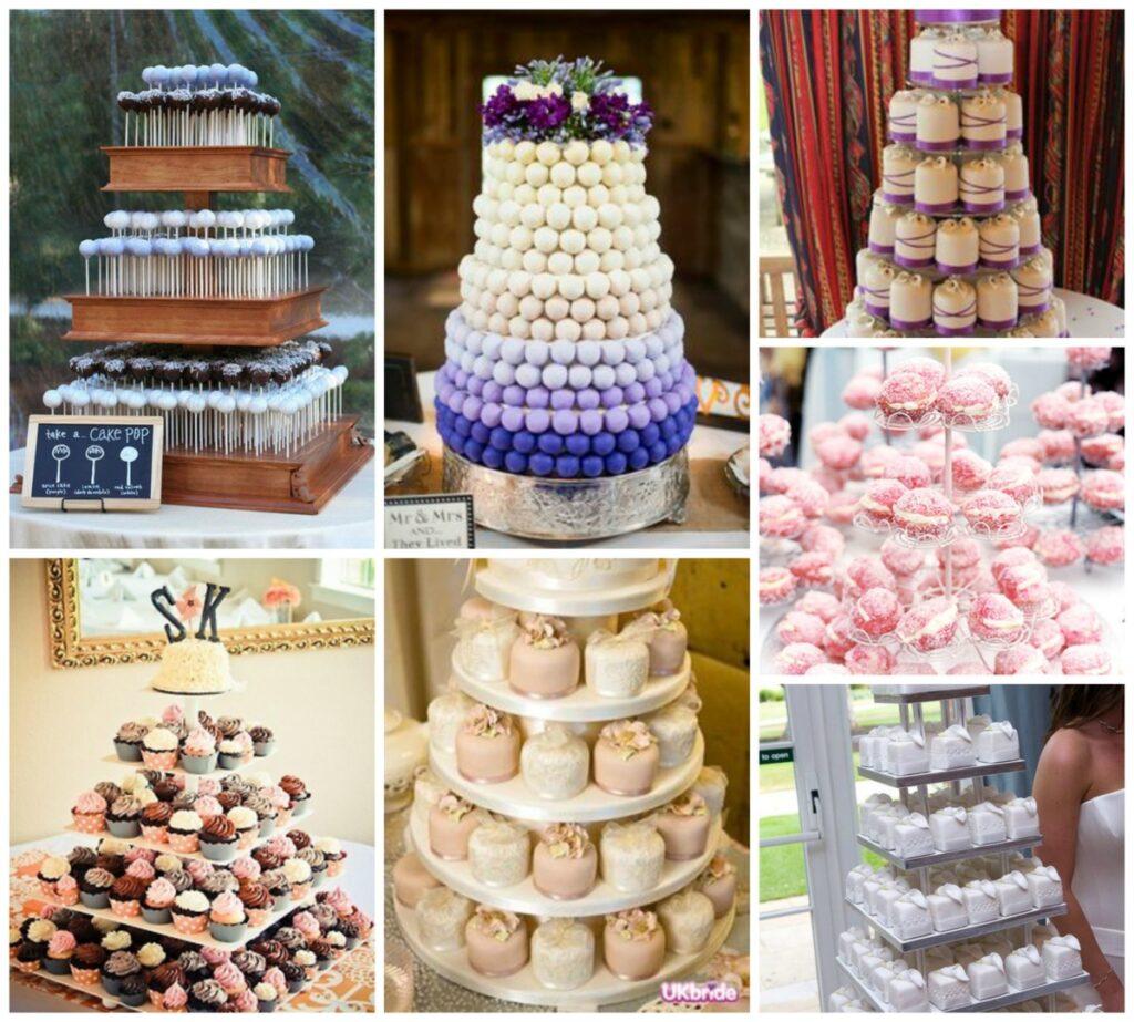 Cake variations