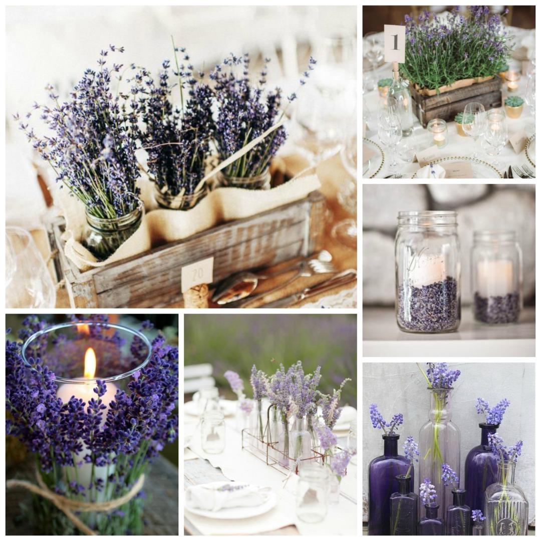 Lavender Wedding Theme