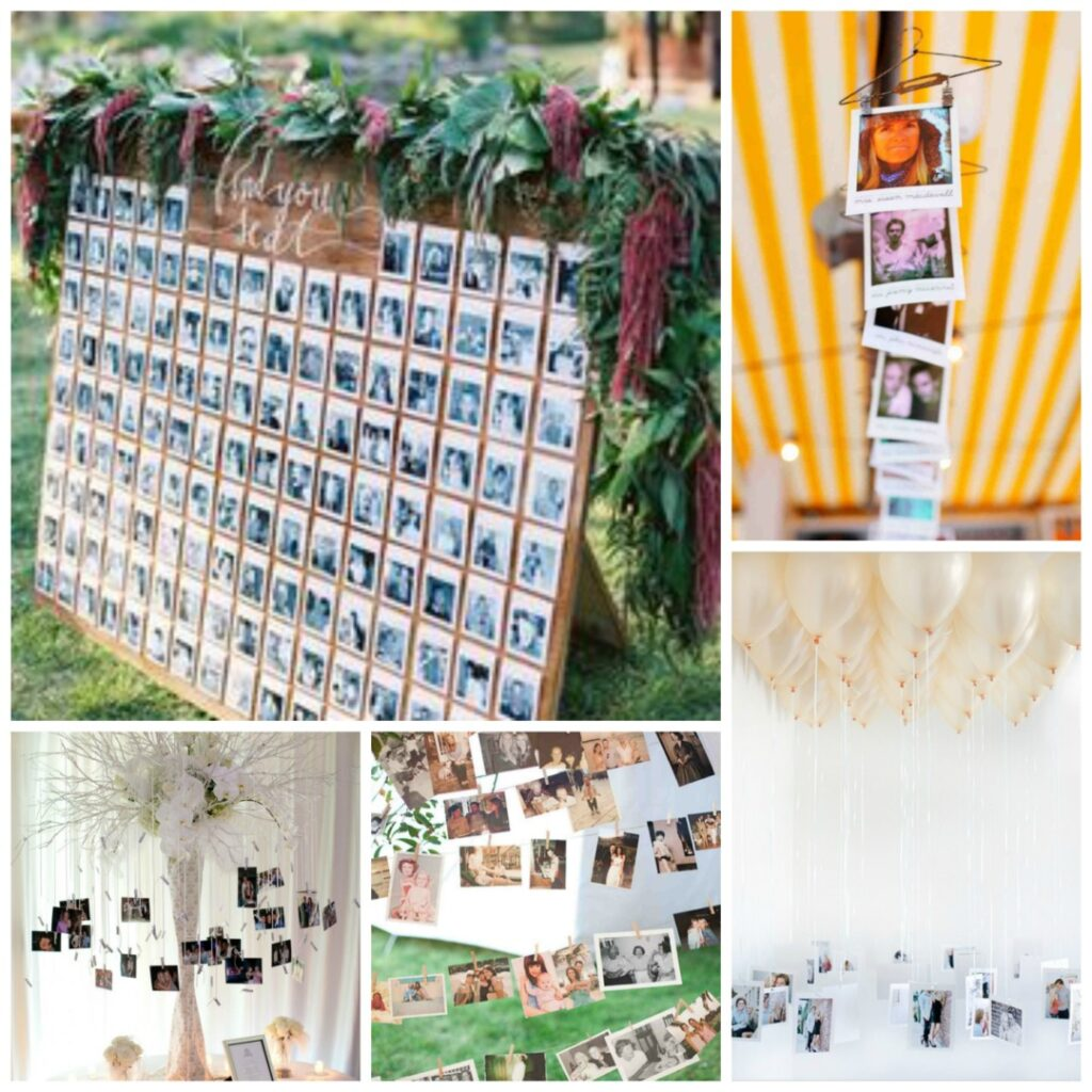 table plans and escort cards